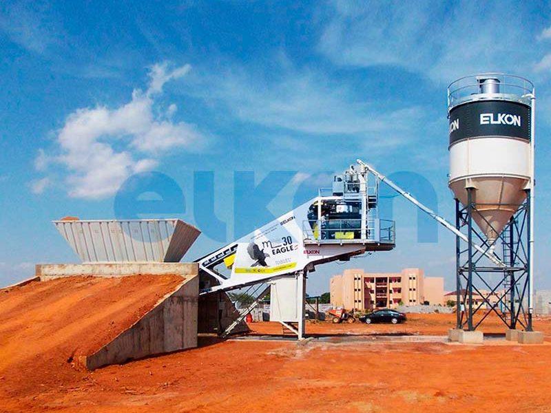 Мобильный бетонный завод ELKON MOBILE MASTER-30 Eagle (фото 1)