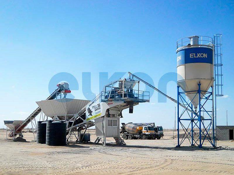 Мобильный бетонный завод ELKON MOBILE MASTER-30 Eagle (фото 5)