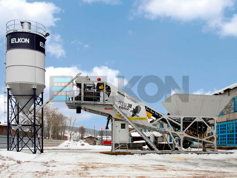 Мобильный бетонный завод ELKON MOBILE MASTER-30 Eagle (фото 10)