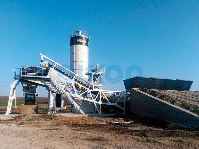 Грунтосмесительные заводы ELKON STABILISATION PLANT 300 (фото 5)