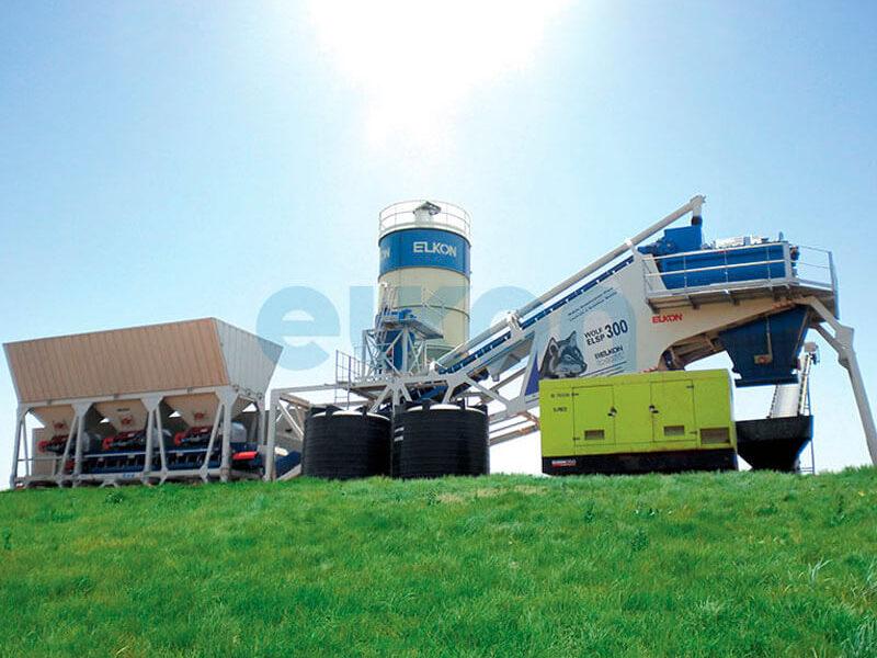 Грунтосмесительные заводы ELKON STABILISATION PLANT 300 (фото 9)