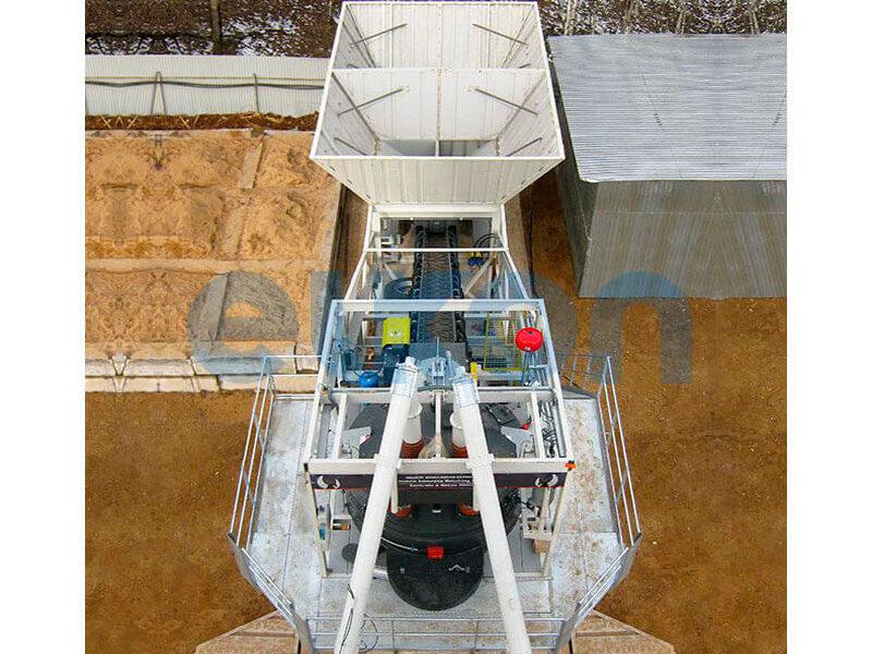 Мобильный бетонный завод ELKON MOBILE MASTER-60 Pegasus (фото 7)