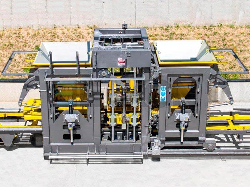 Однорядный вибропресс ELKOBLOCK-36S (фото 3)