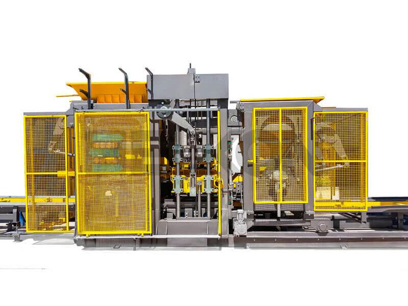 Однорядный вибропресс ELKOBLOCK-36S (фото 7)
