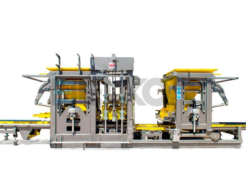 Однорядный вибропресс ELKOBLOCK-36S (фото 9)