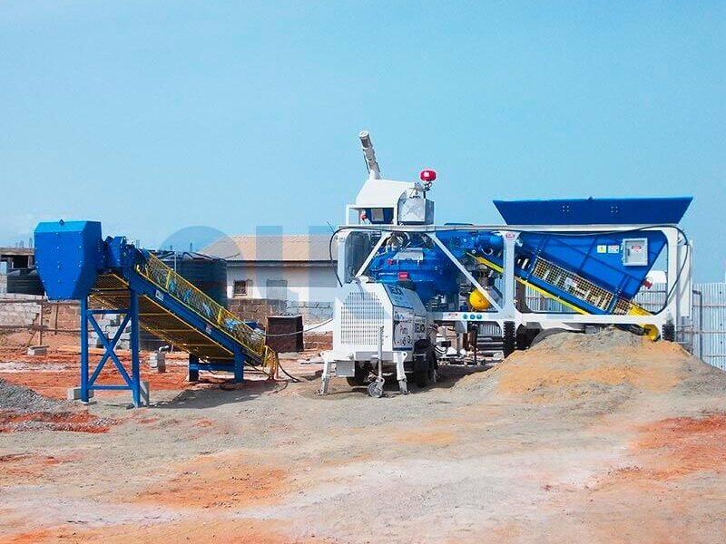 Приобъектный бетонный завод ELKON MIX MASTER-30 (фото 2)