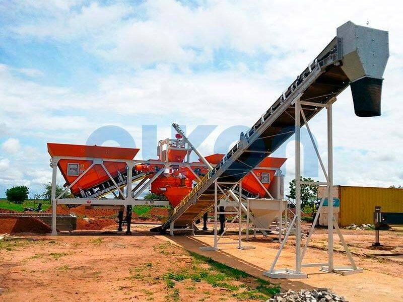 Приобъектный бетонный завод ELKON MIX MASTER-30 (фото 8)