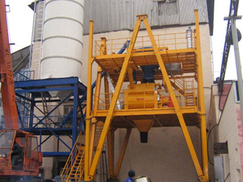 Башенные заводы ELKON TOWER 60-300 (фото)